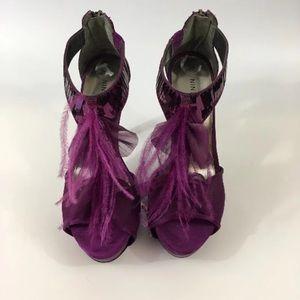 Nine West Frederika Ankle Strap Sandal